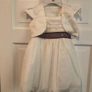 Flower girl or Christmas Dress